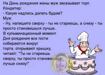 Анекдоты про поваров