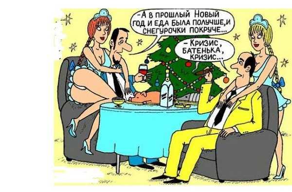 самый ржачный новогодний юмор