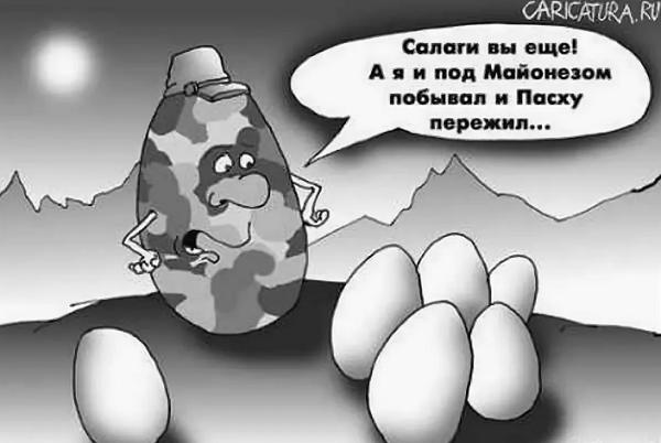 шутки про яйца