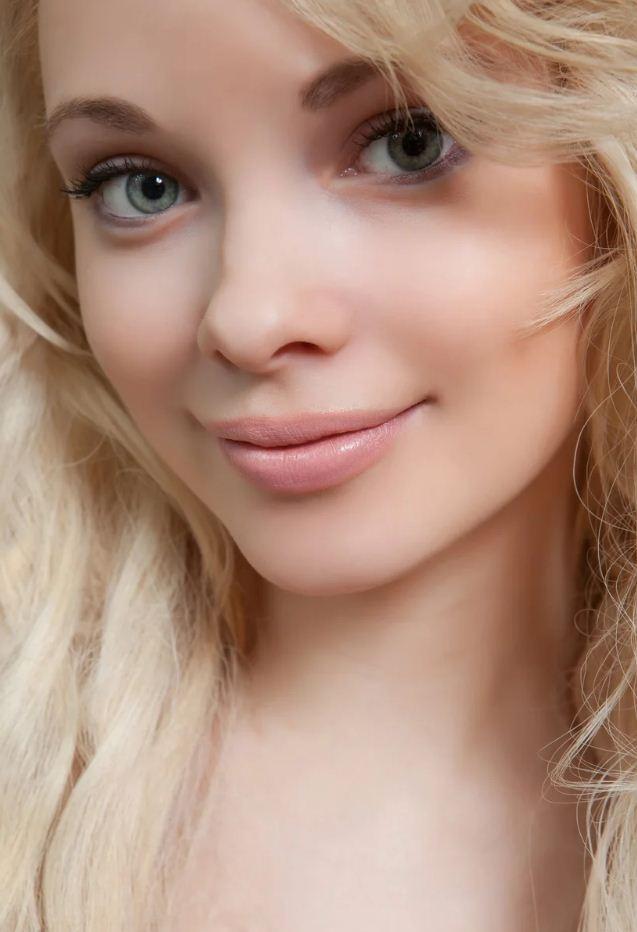 лица красивых девушек (18)