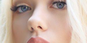 лица красивых девушек (19)