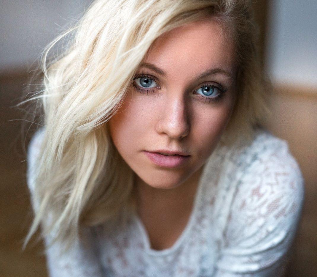 лица красивых девушек (20)