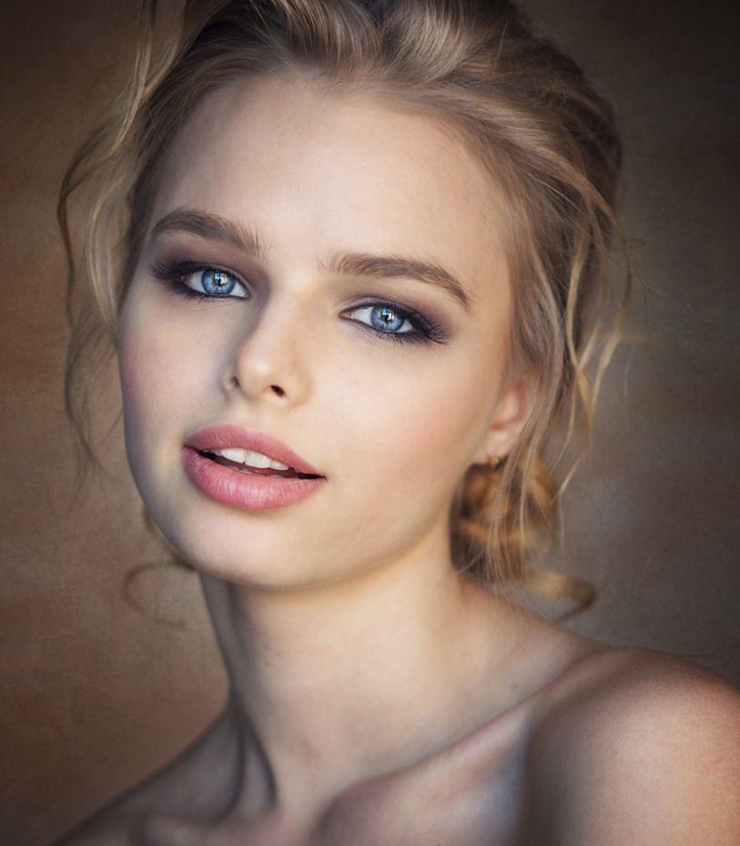 лица красивых девушек (25)