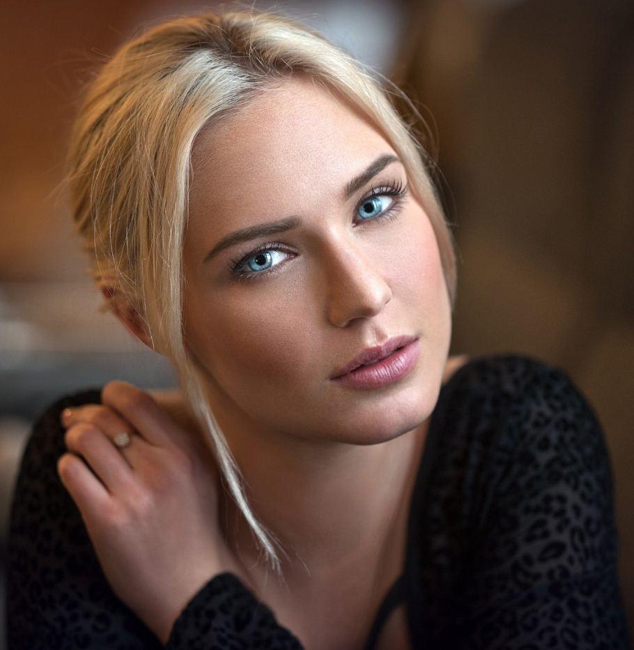 лица красивых девушек (6)